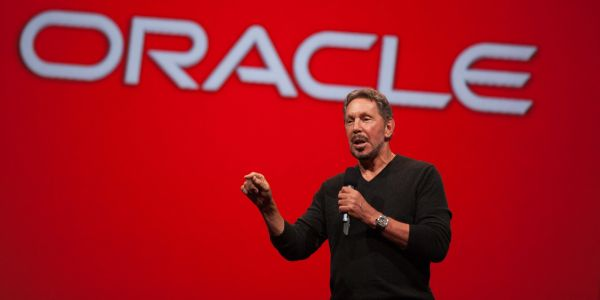 Larry Ellison says Oracle's new database is pulling companies away from Amazon Web Services