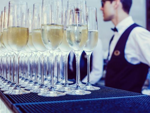 You're probably opening Champagne the wrong way -and serving it in the wrong glass. Here's what you should be doing instead, according to an expert
