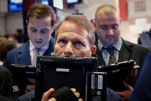 Tech stocks are getting slammed, Dow drops more than 300 points