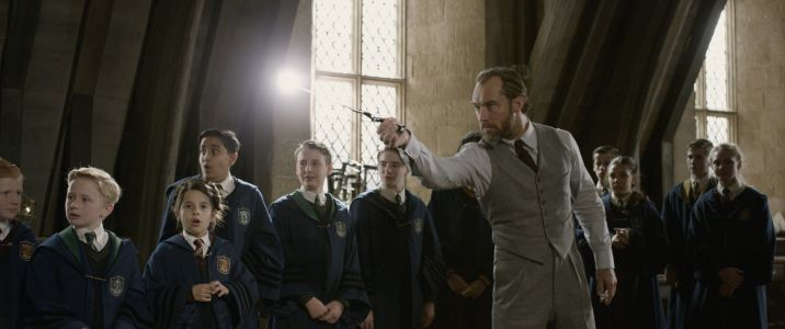 There's one frustrating plot hole in 'Fantastic Beasts: The Crimes of Grindelwald' that makes no sense