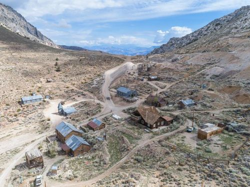 A real-life Westworld with a violent history is for sale in California for under $1 million - take a look inside the ghost town