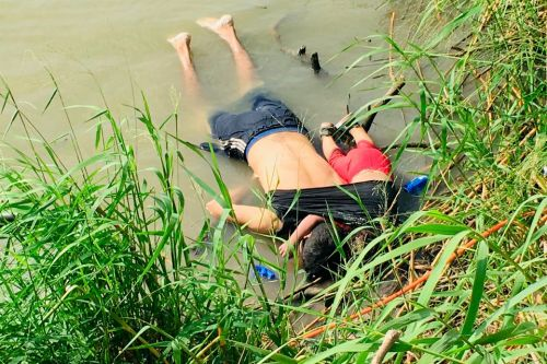 A photo of a migrant girl and her dad who drowned in the Rio Grande sparked a new wave of revulsion at US border policy