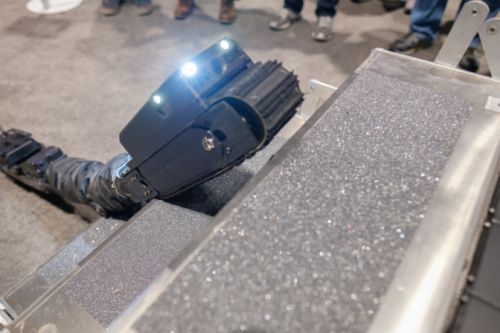 Guardian Required: Industrial Robot Slithers Into Hearts of GTC 2019