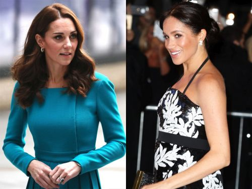 Meghan Markle officially overtakes Kate Middleton as the most powerful royal fashion influencer
