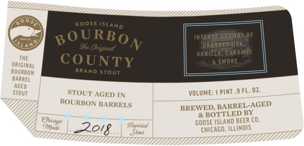 Goose Island Will Release 8 Different Bourbon County Brand Stout Variants This Year