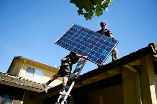 The Texas blackouts are fueling a massive market for solar energy - and Sunrun is set to cash in