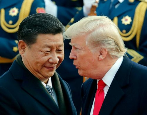 Trump says he'll have 'extended' trade talks with China at G20