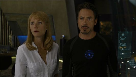 Gwyneth Paltrow admitted she'd never seen an Avengers movie - even though she's in 2 of them