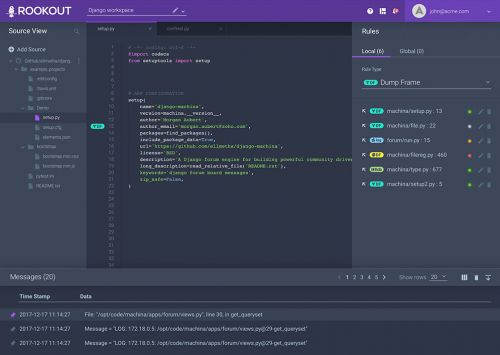 Rookout launches its live Kubernetes debugger