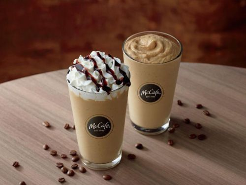 McDonald's New Cold Brew Beverages Could Win More Afternoon Share