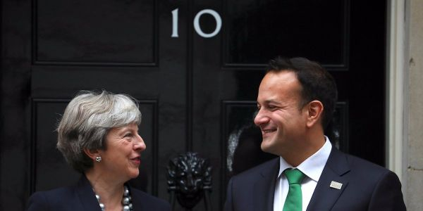 Theresa May to 'concede' that EU rules will continue in Northern Ireland after Brexit