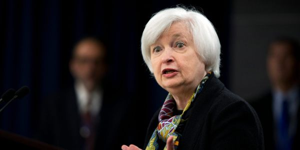 Treasury Secretary Janet Yellen says a 'shocking' $7 trillion in taxes are going uncollected