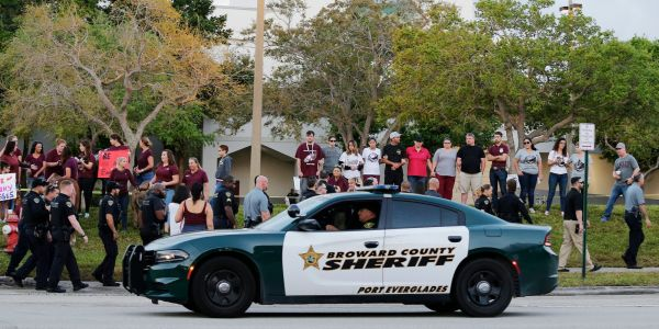 A Texas prosecutor charged 216 high-school students with making school threats in just 3 months, fearing another Parkland shooting