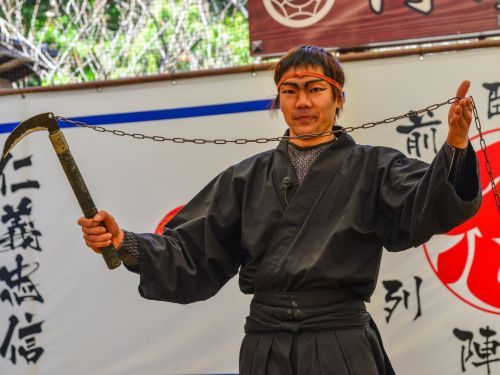A small Japanese city is facing a ninja shortage - even though the salary is $85,000
