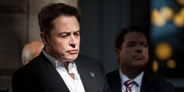 Some of Tesla's board members were reportedly 'totally blindsided' by Elon Musk's tweet about going private