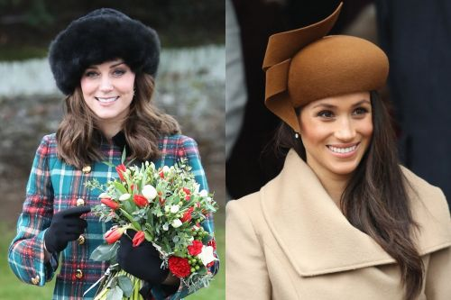 Meghan Markle and Kate Middleton are fashion icons whose clothes sell out almost immediately - here are 13 of their favorite brands