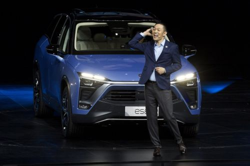 Nio jumps after losing less money than expected amid Chinese economic slowdown