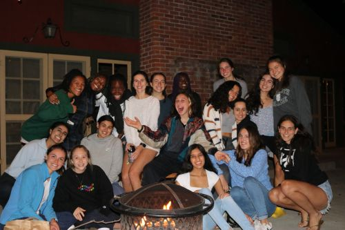 There's no 'hacker house' geared toward undergraduate women, so they created one of their own