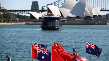 Geopolitical rift between Australia and China reaches boiling point