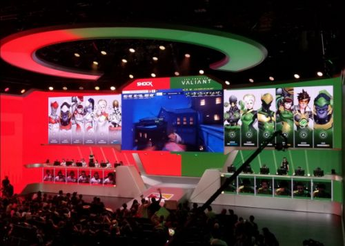 The rise of esports as a spectator phenomenon