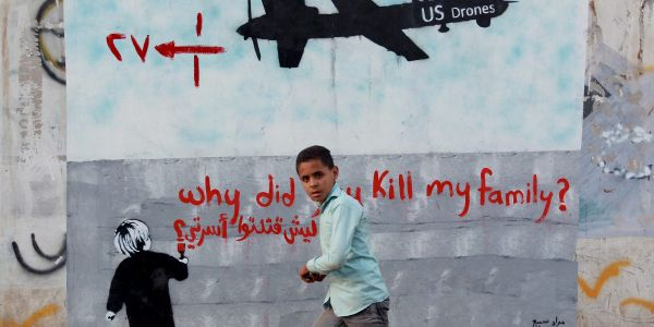 There have been zero reported US drone strikes since Joe Biden took office