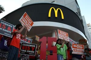 McDonald's says it's offering training to combat harassment