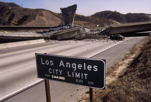 Devastating photos show the damage from the 1994 Northridge earthquake in Los Angeles. It could pale in comparison to the next 'Big One.'
