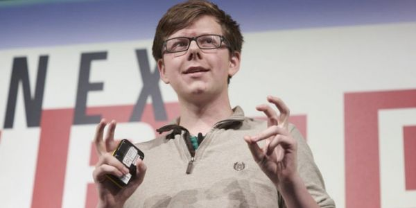 This 18-year-old bitcoin millionaire is traveling the world recruiting an A-team to build an alternative to the 'corrupt' world of cryptocurrency
