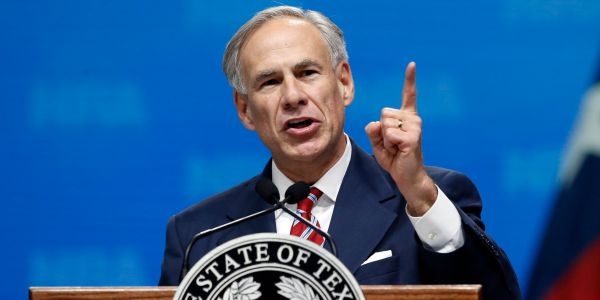 'That makes me more powerful than Putin!': Texas Gov. Greg Abbott boasts about the state economy and compares it to Russia's