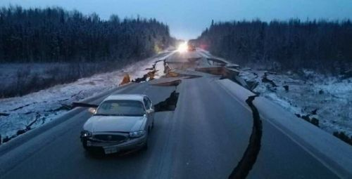 Unstable Planet: Anchorage, Alaska Is Devastated By A Giant 7.0 Earthquake - Is The West Coast Next?