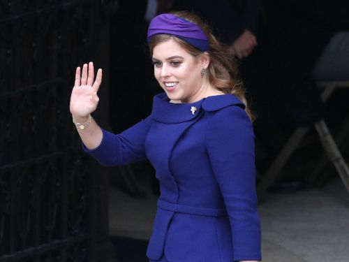 Princess Eugenie asked Princess Beatrice to read an excerpt from 'The Great Gatsby' at her wedding, and people are seriously confused