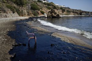 World Wildlife Fund sues over Greece oil spill from tanker