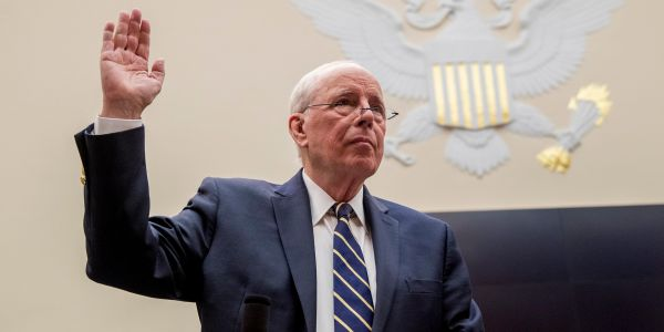 Nixon's ex-White House counsel John Dean laid out 6 striking parallels between the Mueller report and Watergate investigation