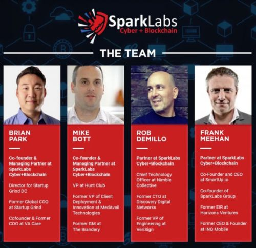 SparkLabs launches accelerator in D.C. for cybersecurity and blockchain startups