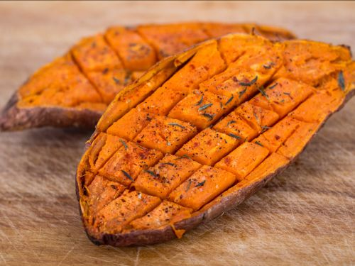 How to bake a sweet potato 3 ways - and the tools you need to do it