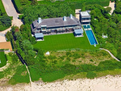 A hedge fund manager who invested in Whole Foods just put his $70 million Hamptons beach house on the market - take a look inside