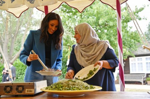 Meghan Markle says her favorite meal is collard greens, black-eyed peas, and cornbread - here's why