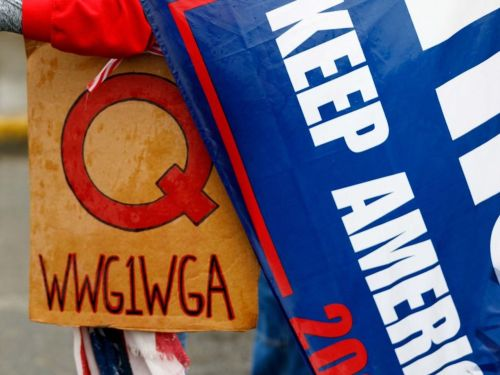 Why QAnon are pinning their last desperate hopes on Trump emerging as president on March 4