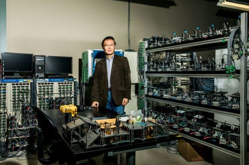 The Race Is on to Build a Better Battery