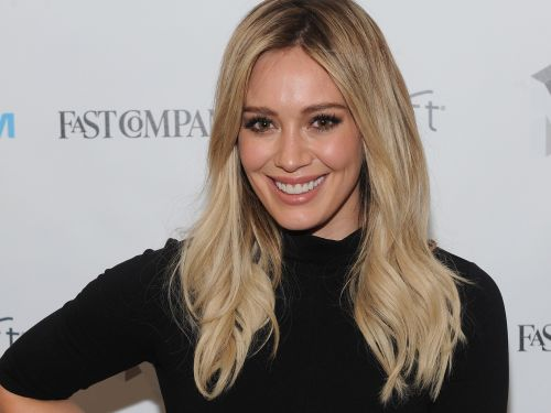 Hilary Duff's workout routine has stayed similar for years - here's what she does to stay in killer shape