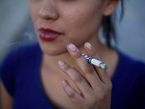 Cigarette smoking rates are plunging in the US, but there's a major catch