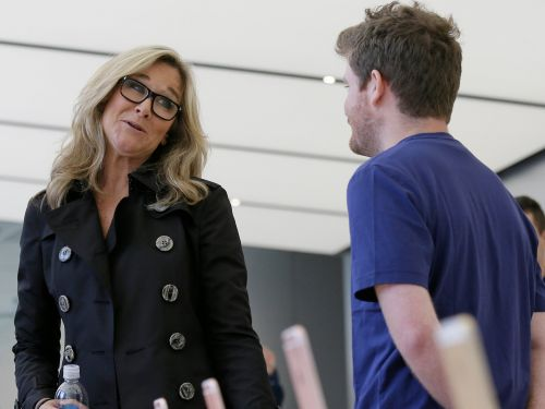 Angela Ahrendts says it took years to figure out the key to success - here's how she has stuck to her values while becoming Apple's highest-paid employee