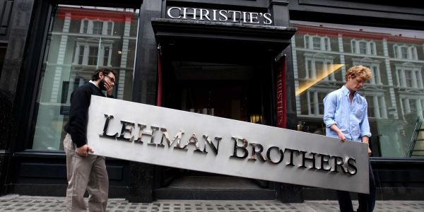 Former Lehman Brothers staff are hosting a secret party on the 10-year anniversary of the bank's collapse