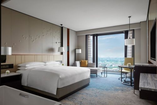 Shanghai Marriott Hotel Pudong South Opens