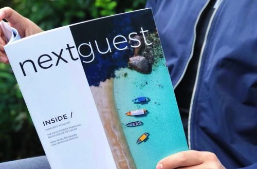 Now Available: NextGuest Magazine Issue 4