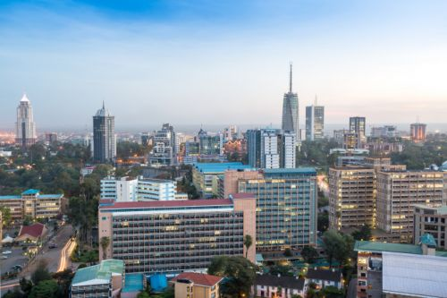 Uber launches a new lower-priced service called Chap Chap in Nairobi