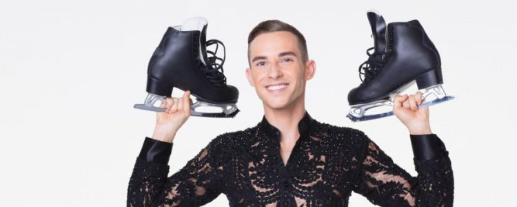 Dancing with the Stars: Adam Rippon and Jenna Johnson Perform Show-Stopping Freestyle for Finals