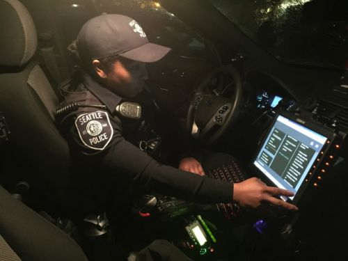 RideAlong is helping police officers de-escalate 911 calls with data designed for the field