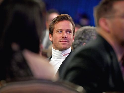 Armie Hammer apologizes for lashing out at people grieving Stan Lee with selfies, promises to work on 'impulse control'
