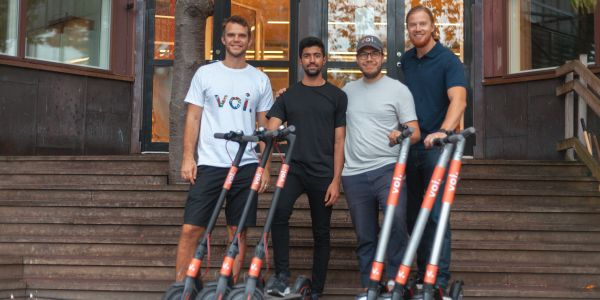 Here's an exclusive look at the pitch deck scooter company VOI just used to raise a $30 million funding extension